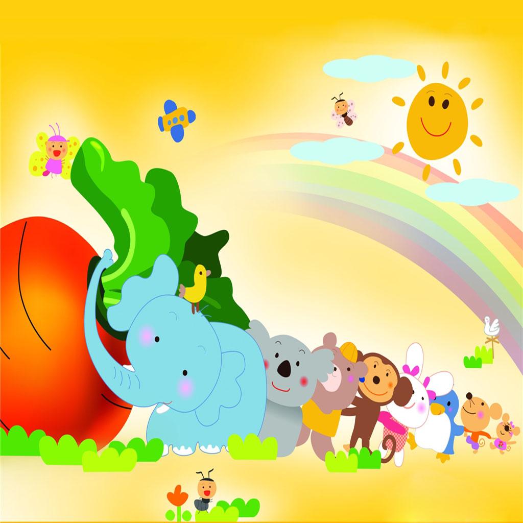 Fun With Animals Zoo Interactive Flash Cards Jungle Wild Life